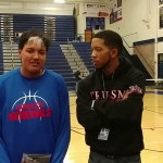 Lafayette HS Hoops 'Big' Ray Surratt on Generals WIN vs Doss in Championship