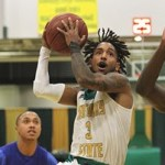 Kentucky State MBB's Jordan Reaches Two Career Milestones in Loss at Morehouse College