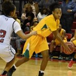 Late Comeback Downs Kentucky State WBB at Clark Atlanta University, 66-63