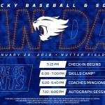 UK to Host 2018 Baseball/Softball Fan Dan on January 28