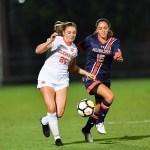 EKU Soccer Adds Clemson Transfer Rachele Manfre