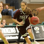 Campbellsville WBB overcomes slow start to come from behind, beats Life on the road, 91-73