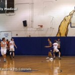 Sincere Page – 2018 GUARD Caverna HS vs Hart County
