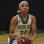 Kentucky State WBB Jones Named SIAC Newcomer of the Week