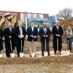 Campbellsville University athletics breaks ground on 24,000 square foot facility