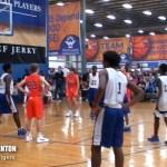 Antwan Thornton – Newburg Middle School Basketball 2017-18