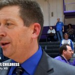 Trevent Hayes interview Coach Paul Childress of Larue County HS Boys Basketball