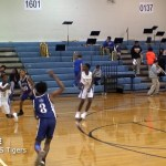 Ailoone Gaye – Newburg MS Tigers Basketball 2017-18
