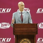 A.W. Hamilton Officially Introduced As EKU MBB Head Coach