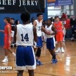 Stephen Thompson – 2023 GUARD Newburg MS 2017-18 Season Mixtape