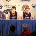 Campbell County HS Basketball Presser vs University Heights in 2018 Sweet 16