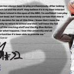 UK MBB's Wenyen Gabriel Elects to Remain in 2018 NBA Draft