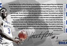 University of Kentucky Wildcats basketball 2018