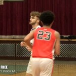 Spencer Free – 2019 GUARD KY Vision AAU Basketball 2018 And 1 DTG
