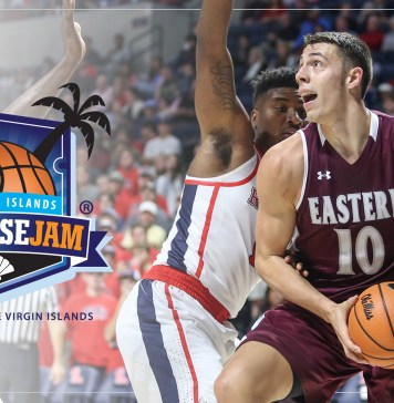 Eastern Kentucky University basketball 2017-18