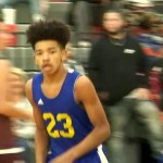 Newburg vs Lassiter [GAME] – MS Basketball Jamboree 2017