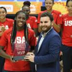UK WBB's Rhyne Howard Leads Team USA to Gold, Named Tournament MVP