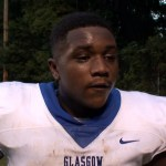 Glasgow HS Football – Nick Mitchell – Preseason 2018