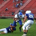 Glasgow vs Larue County – HS Football Scrimmage 2018 [GAME]