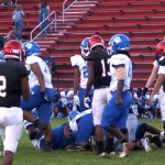 John Hardin vs Glasgow – HS Football Scrimmage 2018 [GAME]