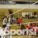 John Hardin vs Elizabethtown (GM 1) – HS Volleyball 2018 [GAME]