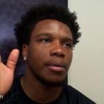 Louisville Cardinals Football 2018 – Dorian Etheridge (LB) – Media Day 2018