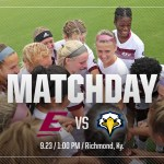 EKU WSOC Welcomes Rival Morehead State For Sunday Matchup