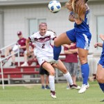 EKU Soccer Battles Eastern Illinois To Scoreless Draw