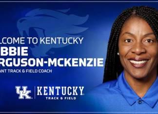 University of Kentucky Track & Field 2018