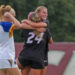 EKU Soccer Beats Rival Morehead State, 4-3, In Double Overtime