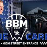 UK MBB & WBB: #BBM18 Presented by Papa John's to Feature Don Franklin Auto Blue Carpet Entrance