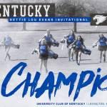 Kentucky Women's Golf Wins Bettie Lou Evans Invitational