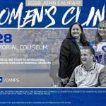 UK MBB's Coach John Calipari Women's Clinic Set for Oct. 28 in Memorial Coliseum