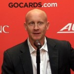 Louisville Cardinals Coach Chris Mack – Media Day 2018