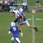 Central Hardin vs Spencer County – HS JV Football 2018 [GAME]
