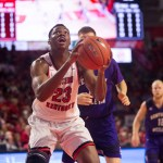 WKU MBB's Bassey Named C-USA Freshman of the Week After Strong Debut