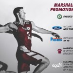 Promotions Announced For EKU Hoops Opener vs Marshall