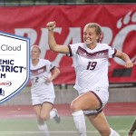EKU Soccer's Torrence Voted First Academic All-District
