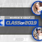 UK Women's Golf Signs Four during Fall Signing Period