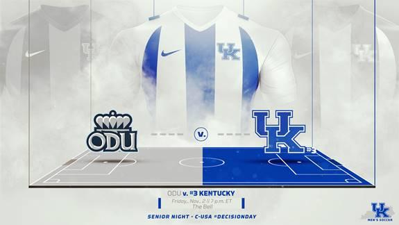 University of Kentucky Soccer 2018