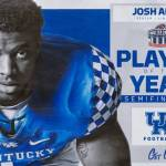 UK Football's Josh Allen Named Walter Camp Player of the Year Semifinalist