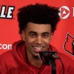 Louisville Basketball Jordan Nwora on 104-54 WIN vs Southern