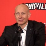 Louisville Basketball Coach Chris Mack on WIN vs Vermont