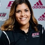 Johnna Fouch Chosen To Lead EKU Volleyball Program