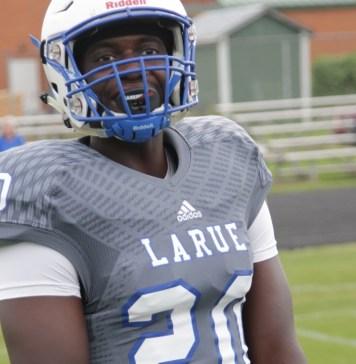 Larue County High School Hawks football