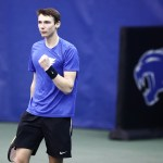 UK Men's Tennis Sweeps IUPUI, NKU on Opening Day of 2019