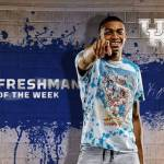 UK MBB's Johnson Named SEC Freshman of the Week for Third Time