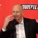 UofL MBB Coach Chris Mack on WIN vs NC State
