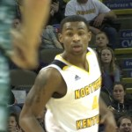 NKU MBB Highlights vs Green Bay