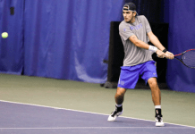 University of Kentucky mens tennis